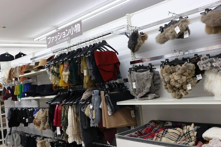 ファッション小物コーナー、新入荷品と割引品大量投入しました!!【ユーズレット春日部店】