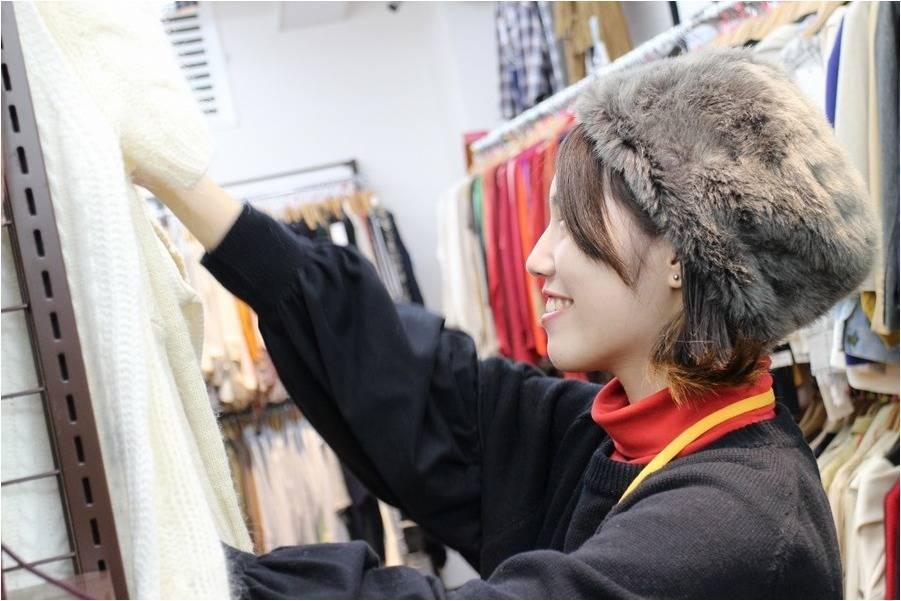 古着屋のアルバイト♪♪ 服が好き・接客が好きと言う方は是非トレファクスタイル戸越銀座店で!!