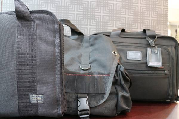 Staff Recommend ≪TUMI/PORTER/BRIEFING≫ビジネスバッグ入荷です!【トレファクスタイル調布国領店】