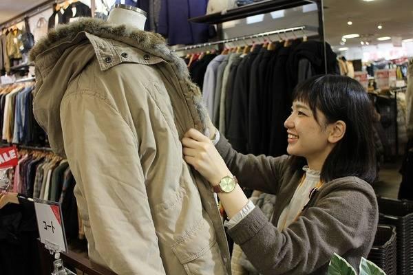 店舗トピックス「古着屋で一緒に働いてみませんか??」画像1