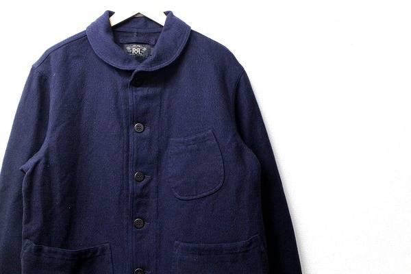 """大人の風合い/RRL(ダブルアールエル)""""EDGAR COURT"""""""