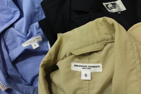 Engineered Garments ���˥����ɥ������� ��ʪ�������!!�ڥȥ�ե�����������Ω��Ź��