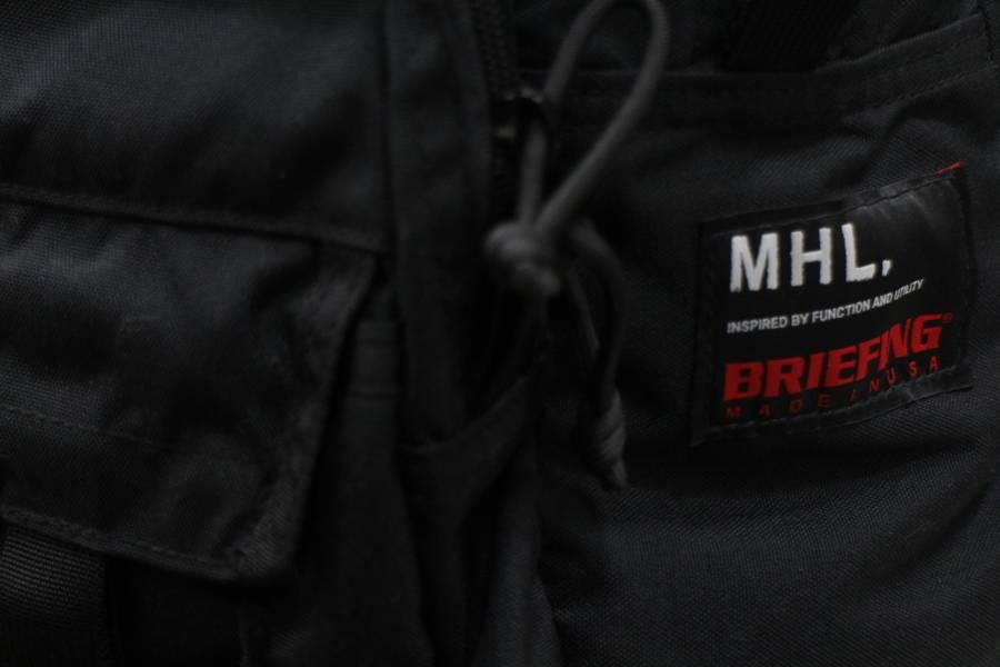 BRIEFING �� MHL.(�֥�ե��ߥ��२��������) BACKPACK����