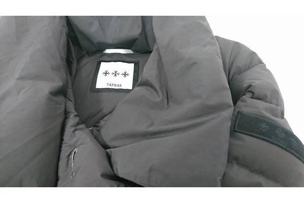 ダウンコートで暖かくオシャレを【TATRAS/タトラス】