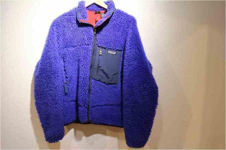 80s〜90s Patagonia ピックアップ フリース 【トレファクスタイル千葉店】
