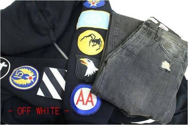 OFF WHITE(オフホワイト)パーカー・デニム同時入荷... 【トレファクスタイル川越店】