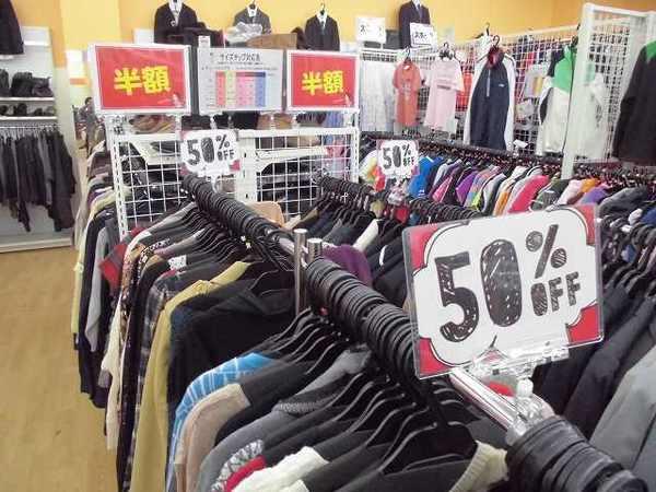 今度の土日は、ユーズレット久喜店へ♪ 冬物アイテム、SALE品を大量投入!!!