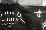 【関西最大級リユースショップ】Dior homme (ディオールオム) 18AW 希少ATELIER DENIM JACKET