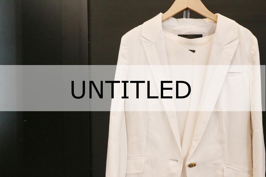 「キャリアファッションのUNTITLED 」