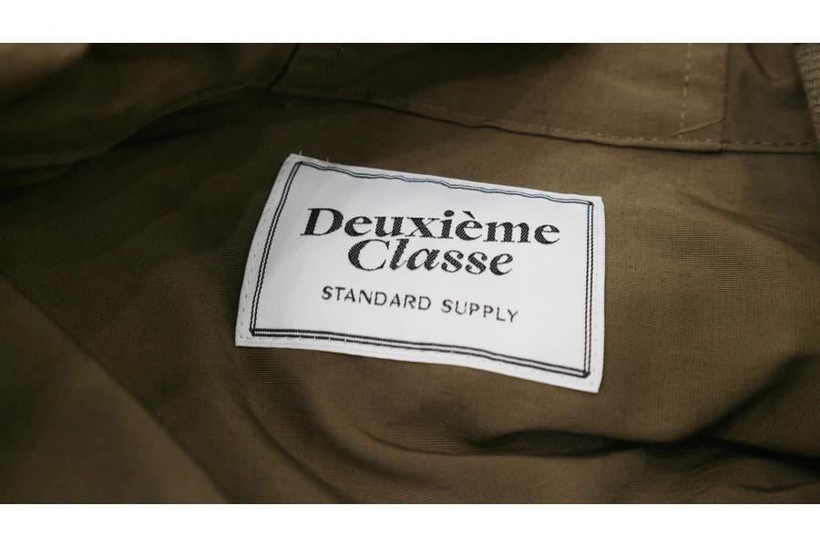 「ナチュラルブランドのDeuxieme Classe 」