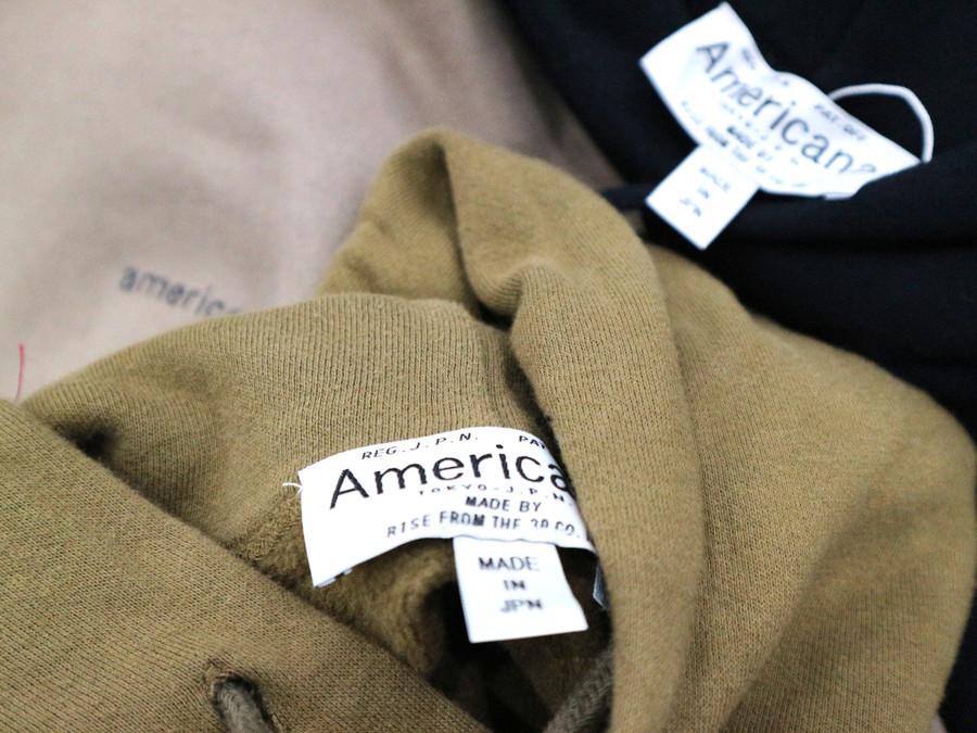 「アメカジブランドのAmericana 」