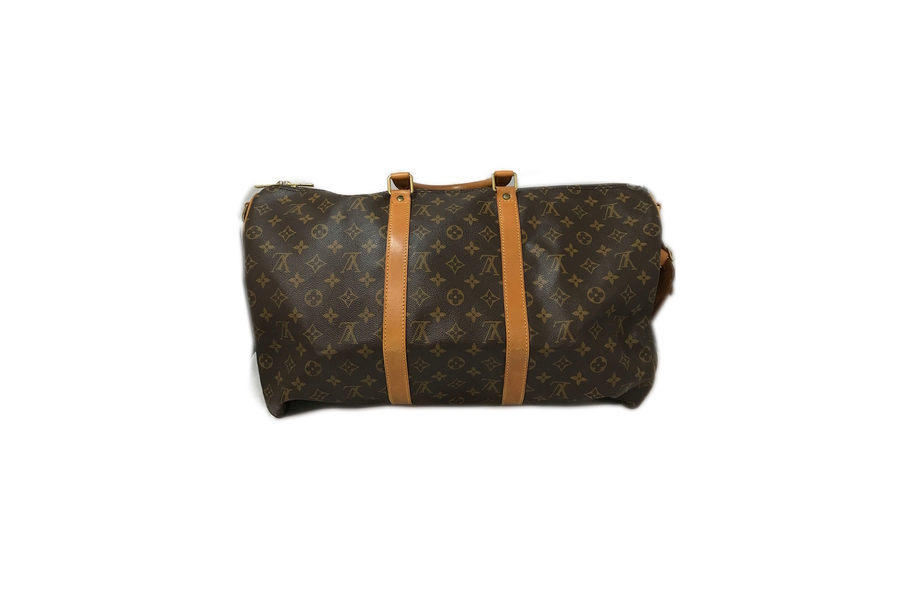 ルイヴィトンのトラベルバッグ