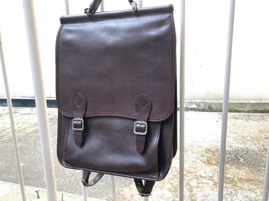 【SLOW Traditional/スロウ トラディショナル】からbono flap rucksack が入荷しました