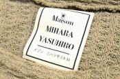 【MIHARA YASUHIRO/ミハラヤスヒロ】ダメージ加工半袖ニット入荷!!!