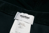 【doublet/ダブレット】『違和感のある日常着』がコンセプトのダブレットからコーデュロイパンツ入荷!!!