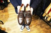 【山陽山長/さんようやまちょう】国産革靴ブランド指折りの人気を誇る三陽山長入荷!!!