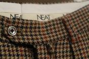 【NEAT/ニート】パンツ専門ブランド!?今季ド級トレンドアイテムの入荷です!