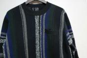 【SACAI/サカイ】メキシカンな「Mexican Knit Stripe Pullover」入荷!!