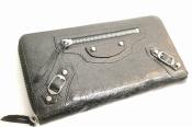 バレンシアガからコンチネンタルジップファスナー長財布が入荷致しました!