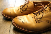 【Tricker's/トリッカーズ】大人色の革靴、入荷!