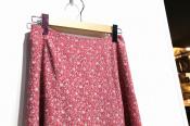 【SLOBE IENA/スローブ イエナ】19SSモデルのボタニカルなスカート入荷!