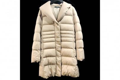 「古着のダウンコート 」