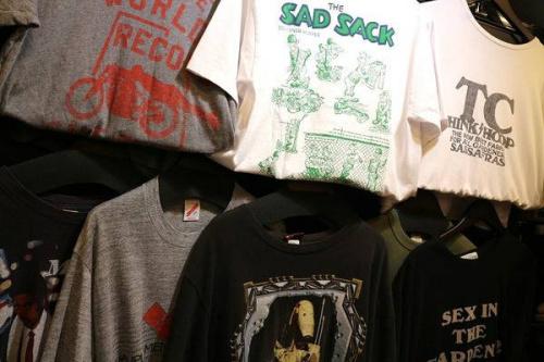 店舗からのお知らせのアロハシャツ