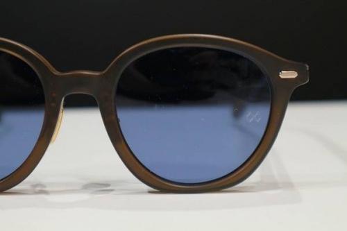 オリバーピープルの金子眼鏡