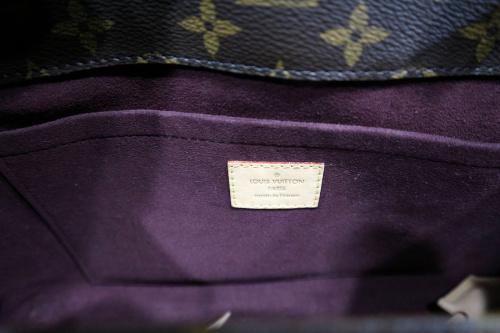 ルイヴィトンの2WAYバッグ