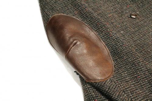 ナイジェルケーボンのブリティッシュハンティングジャケット
