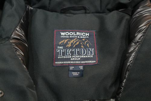 WOOLRICHのウールリッチ
