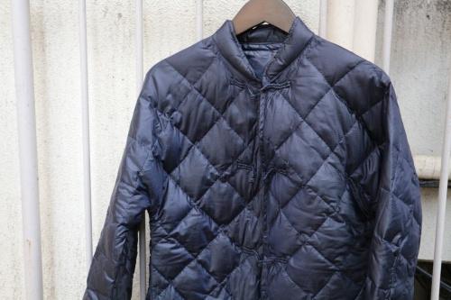 ニードルスのD/S Oriental Button Down Jacket