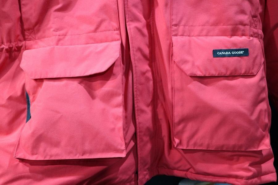 EXPEDITION PARKAのダウンジャケット