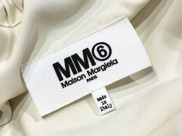 【17-18AW MM6】シャーリングデザインブラウス入荷致しました!!