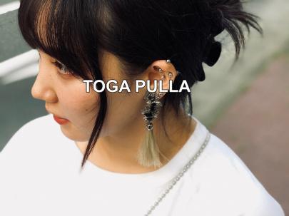 「ラグジュアリーブランドのTOGA PULLA 」