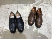 革靴好きにはもってこいの・・