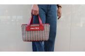 これからの季節に大活躍! MIU MIU/ミュウミュウより新入荷バッグのご紹介です!