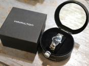 【HAMILTON/ハミルトン】よりアイコンモデルベンチュラ入荷しました!