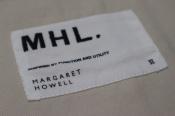 【MHL/エムエイチエル】よりロングシーズン使えるダウンライナー付ステンカラーコートが入荷しました!