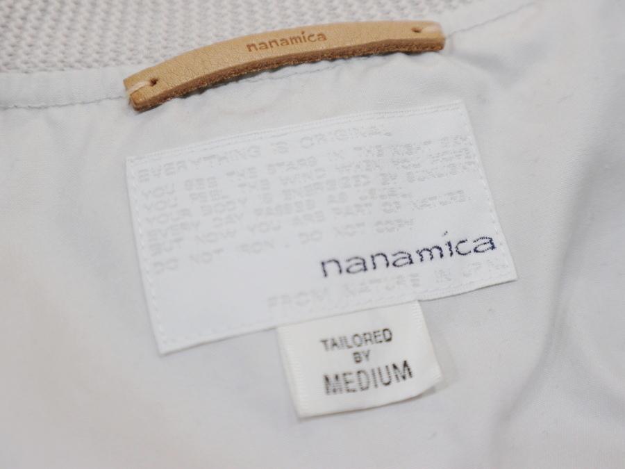 「ドメスティックブランドのnanamika 」