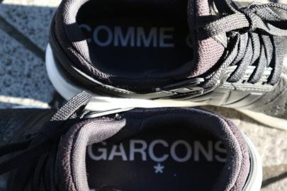 「スニーカーのcomme des garcons homme 」
