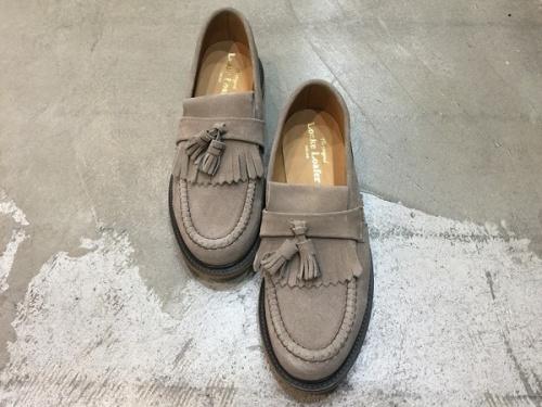 ロークの革靴