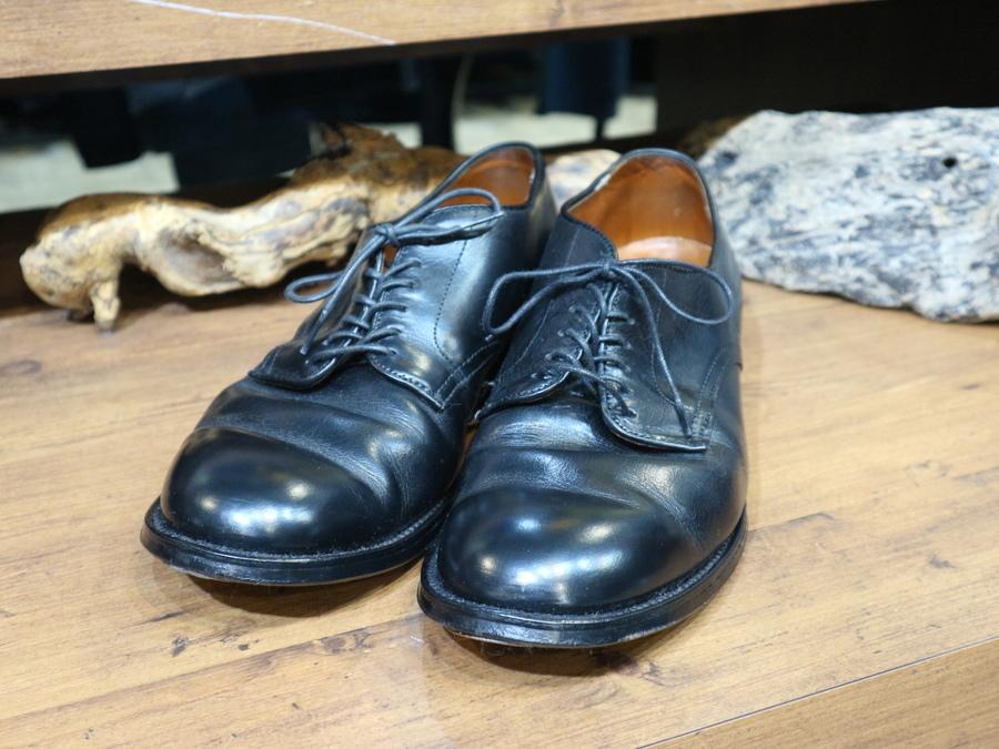 革靴のメンズ