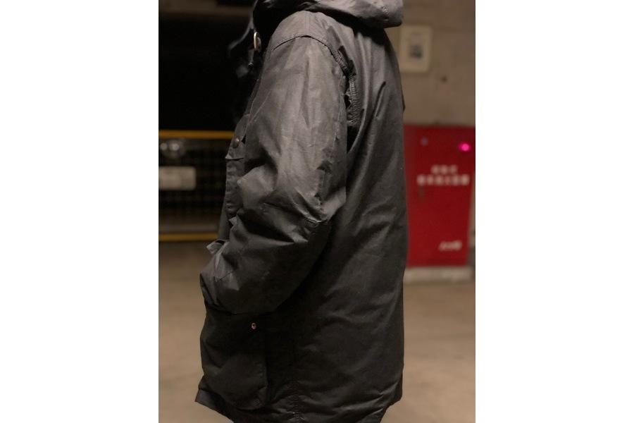 バブアー × マーガレットハウエルのジャケット コラボ