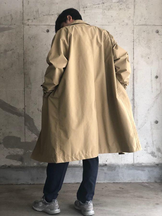 コートのGORE-TEX INFINIUM Loose Soutien Collar Coat