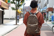 PORTER×foot the coacherのコラボバックパックが新入荷!!