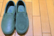Engineered Garments×VANSの入荷!!