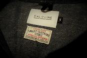 CAL O LINE(キャルオーライン)とPHERROW'S(フェローズ)二つが合体した限定品、INDIGO DENIM FATIGUE SHIRT入荷!!