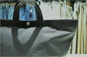 百貨店ブランド買取強化中!! Herve Chapelier(エルベシャプリエ)の定番、舟形トートバッグのLサイズを入荷です!