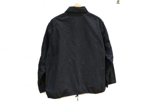 コモリのコーチジャケット